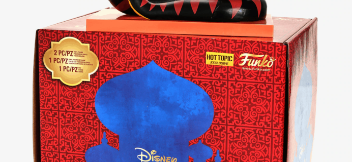 Disney Treasures May 2019 ALADDIN Box Available Now + FULL Spoilers!