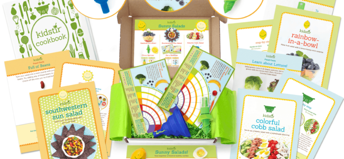 KidStir Cinco de Mayo Coupon: Save 30% On Your First Kit!