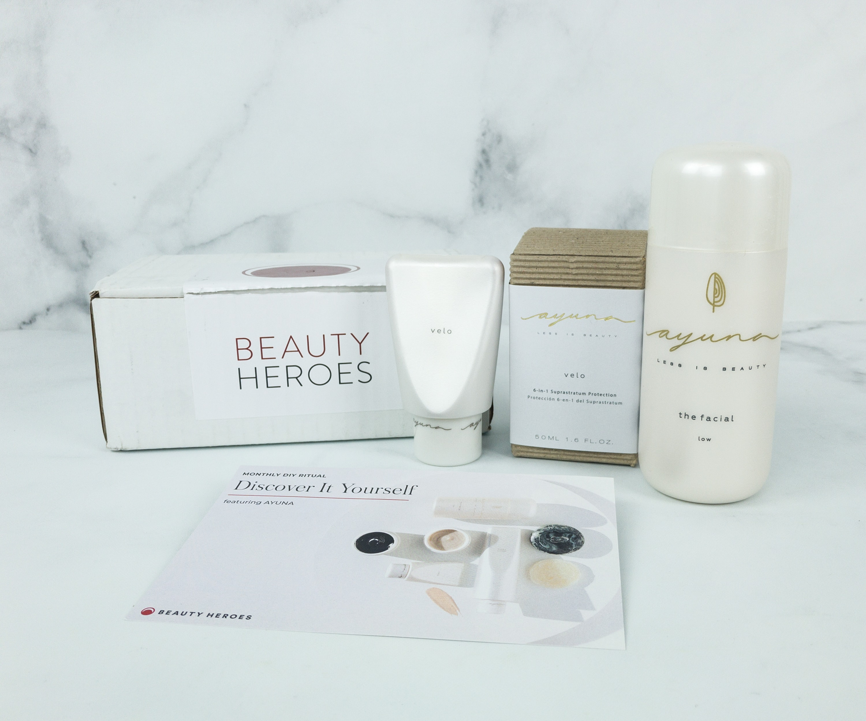 Beauty Heroes May 2019 Subscription Box Review