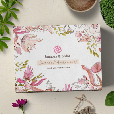 Bombay & Cedar Summer 2019 Limited Edition Box Spoiler #3 + Coupon!