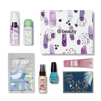 Target Beauty Box May 2019 Box Available Now – $7 Shipped + Gift Card Deal!