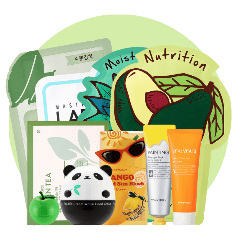 Tony Moly May 2019 Monthly Bundle Available Now + Full Spoilers!