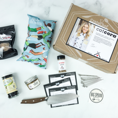 Crate Chef April-May 2019 Subscription Box Review + Coupon!