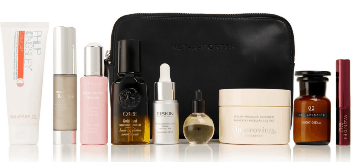 Net-A-Porter Beauty Jet-A-Porter Beach Escape Beauty Kit Available Now!