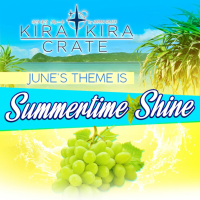 Kira Kira Crate June 2019 Spoiler #3 & Coupon!