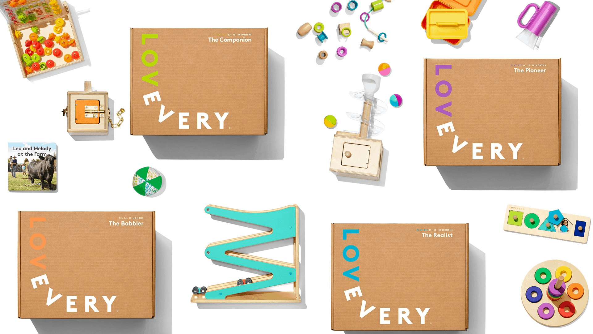 New Subscription Boxes: Toddler Play Kits by Lovevery Available For Preorder Now + 20% Off Coupon!