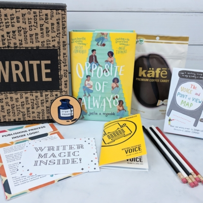 Scribbler May 2019 Subscription Box Review