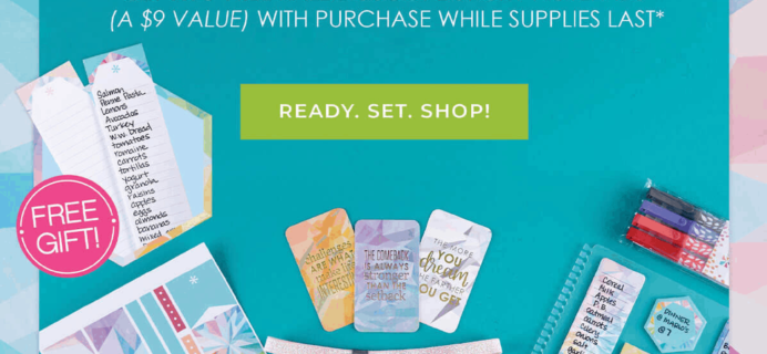 Erin Condren 2019-2020 Coiled LifePlanners Available Now + Coupon!