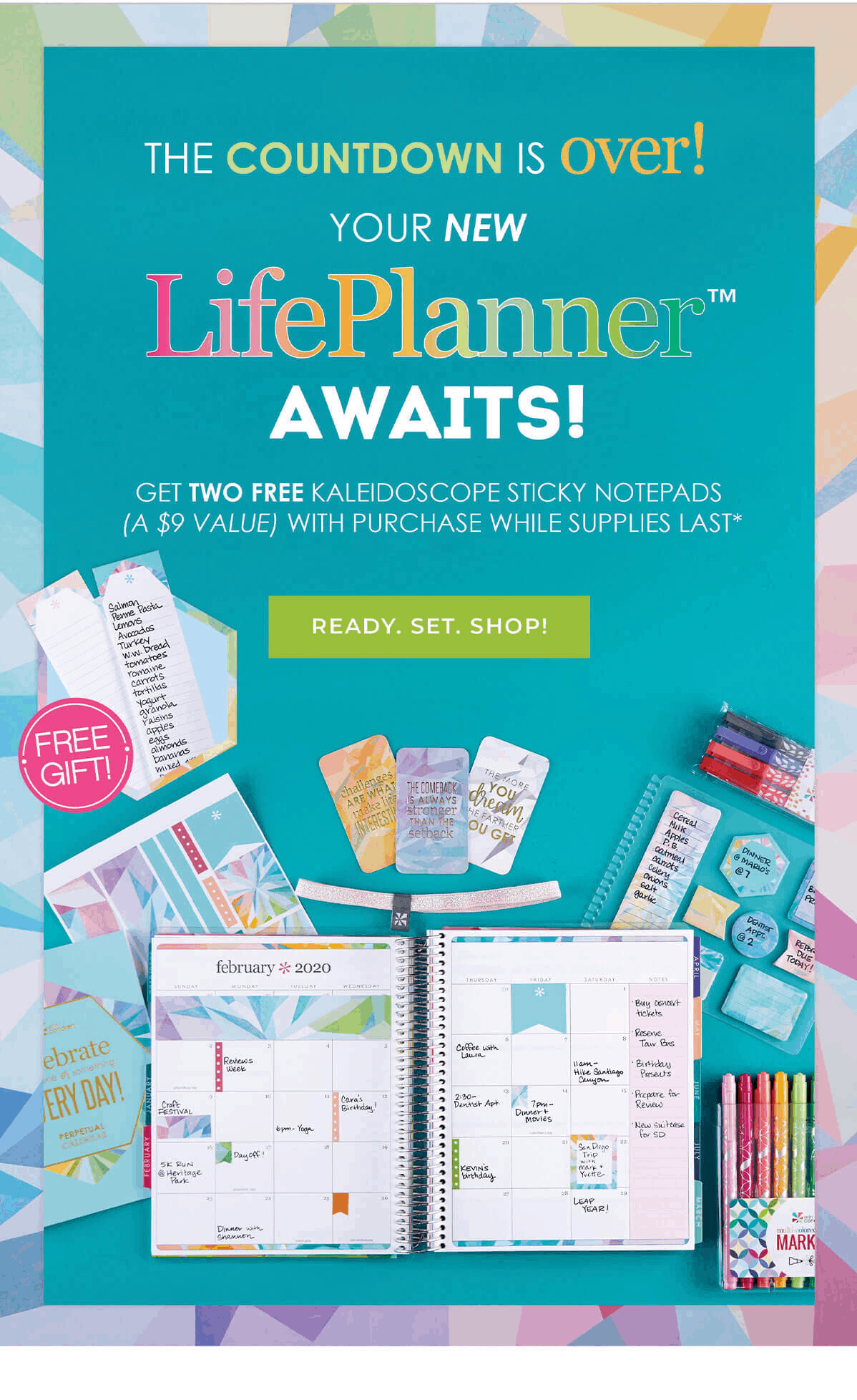 Best Mens Subscription Boxes 2020 Erin Condren 2019 2020 Coiled LifePlanners Available Now + Coupon