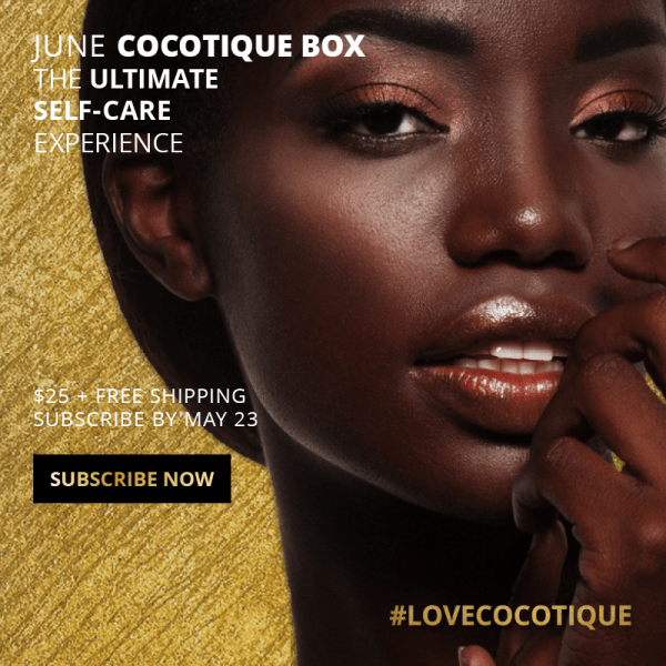 Cocotique June 2019 Spoiler #2 + Coupon!