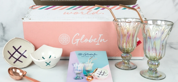 GlobeIn Artisan Box Club DELISH May 2019 Review + Coupon