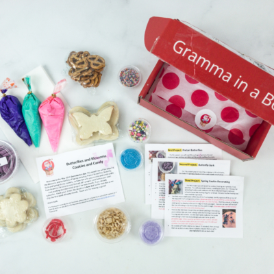 Gramma in a Box May 2019 Subscription Box Review + Coupon