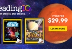 ReadingIQ Labor Day Coupon: Get an Annual Subscription For Just $29.99!