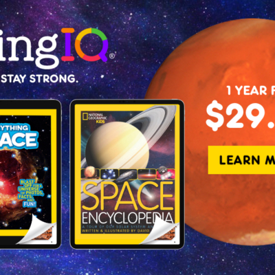 ReadingIQ Back-to-School Coupon: Get an Annual Subscription For Just $29.99!