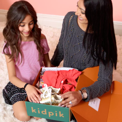 Kidpik Mother's Day Coupon: Get 40% off first box!