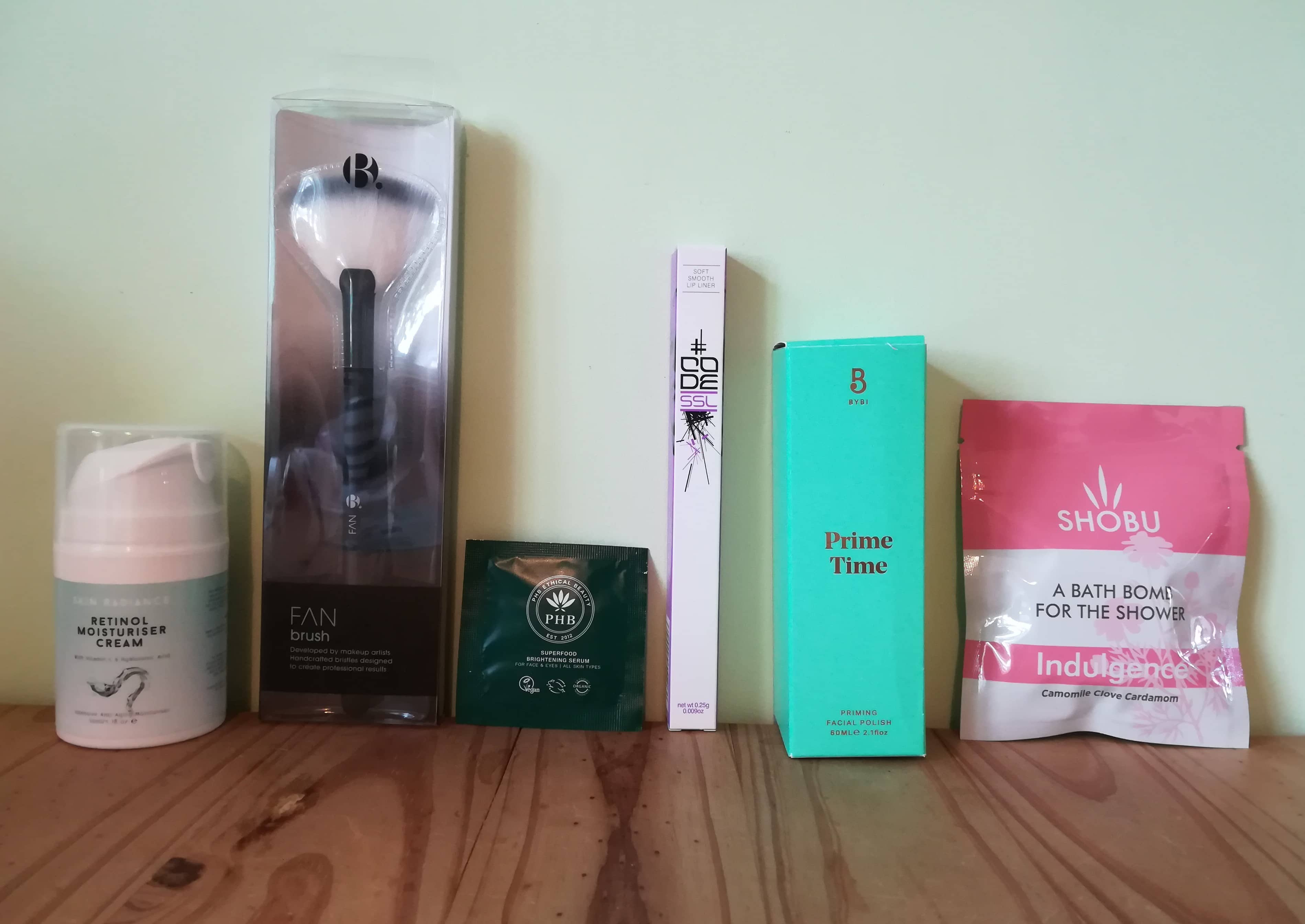 The Vegan Kind Subscription Beauty Box Review + Coupon – Box #21 2019