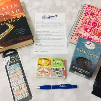 Sweet Reads Box May 2019 Subscription Box Review + Coupon