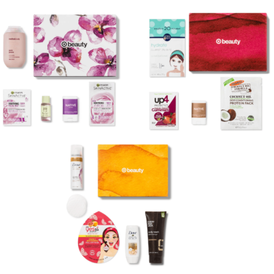 Target Beauty Box Price Drop! April 2019 Boxes $5 + 30% Off!