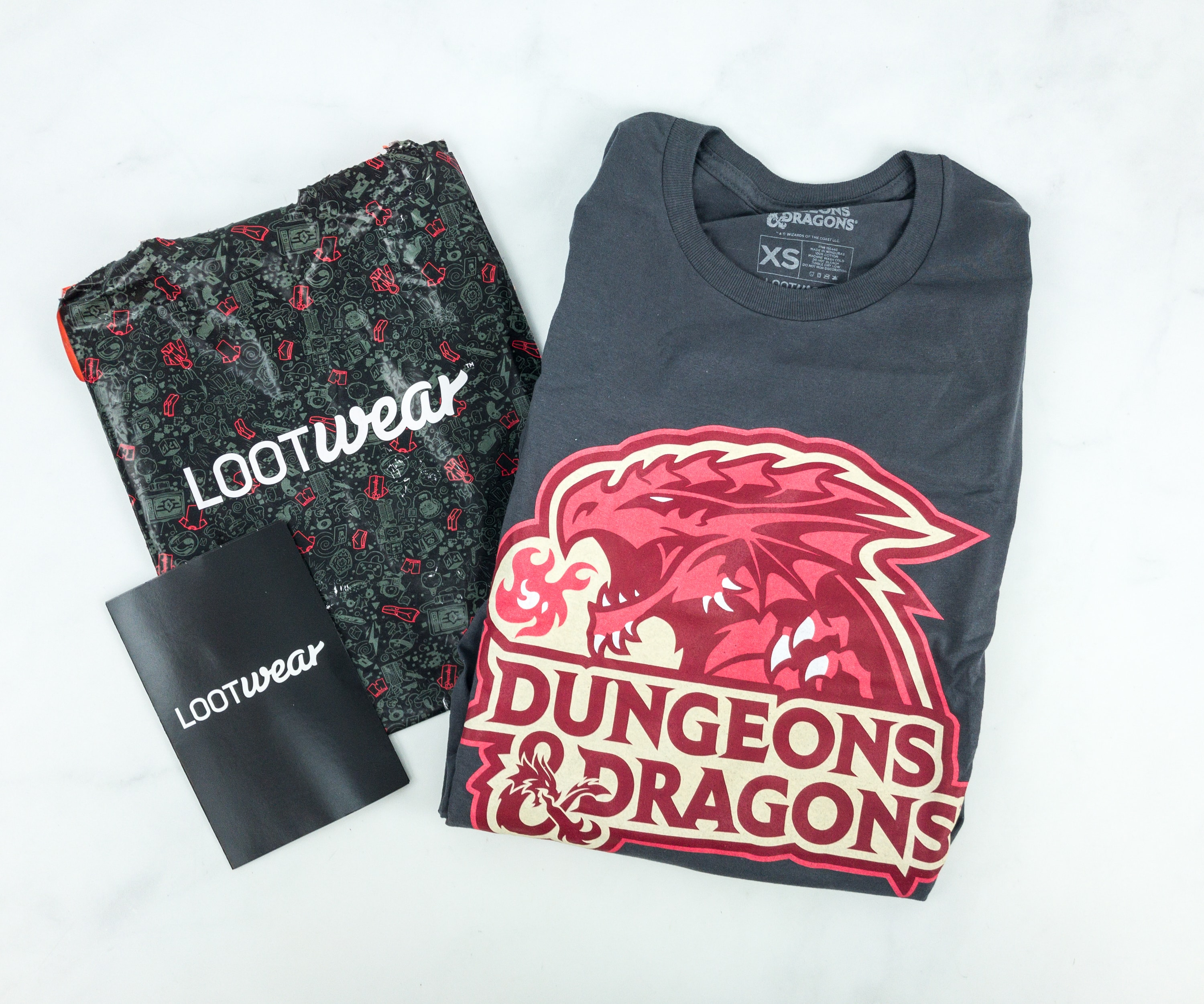 Loot Wearables Subscription by Loot Crate December 2018 Review & Coupon