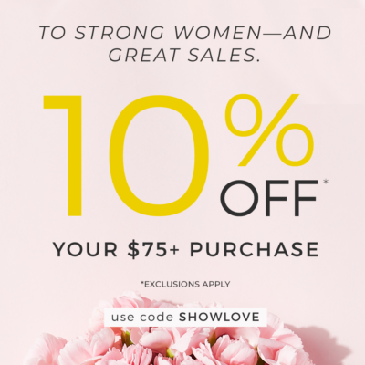 The Detox Market Mother's Day Coupon: Get 10% Off!