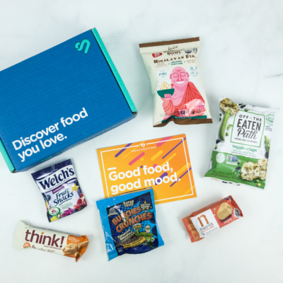 Snack Nation May 2019 Subscription Box Review + Coupon!