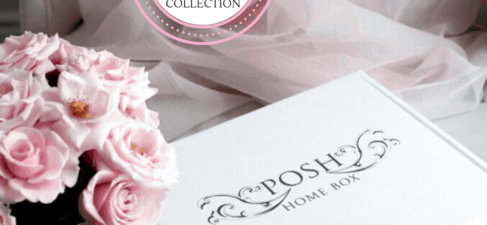 Posh Home Box Seasons of Style Summer 2019 Theme Spoiler!