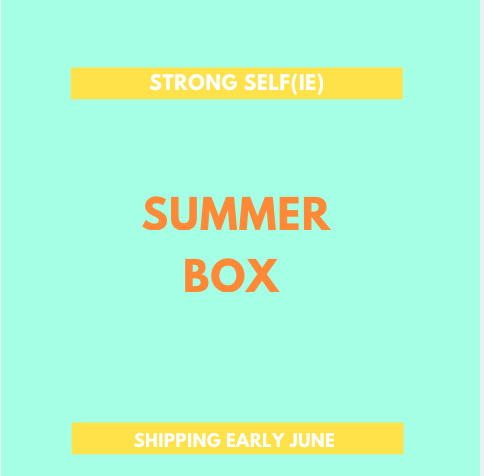 STRONG self(ie) Box Summer 2019 Full Spoilers + Coupon!