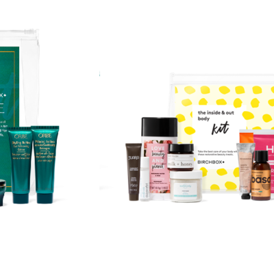 Two New Birchbox Kits Available Now + Coupons!