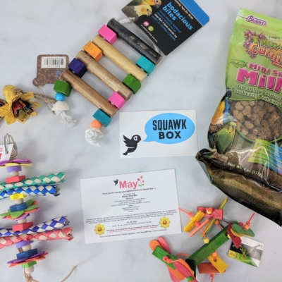 Squawk Box May 2019 Subscription Review