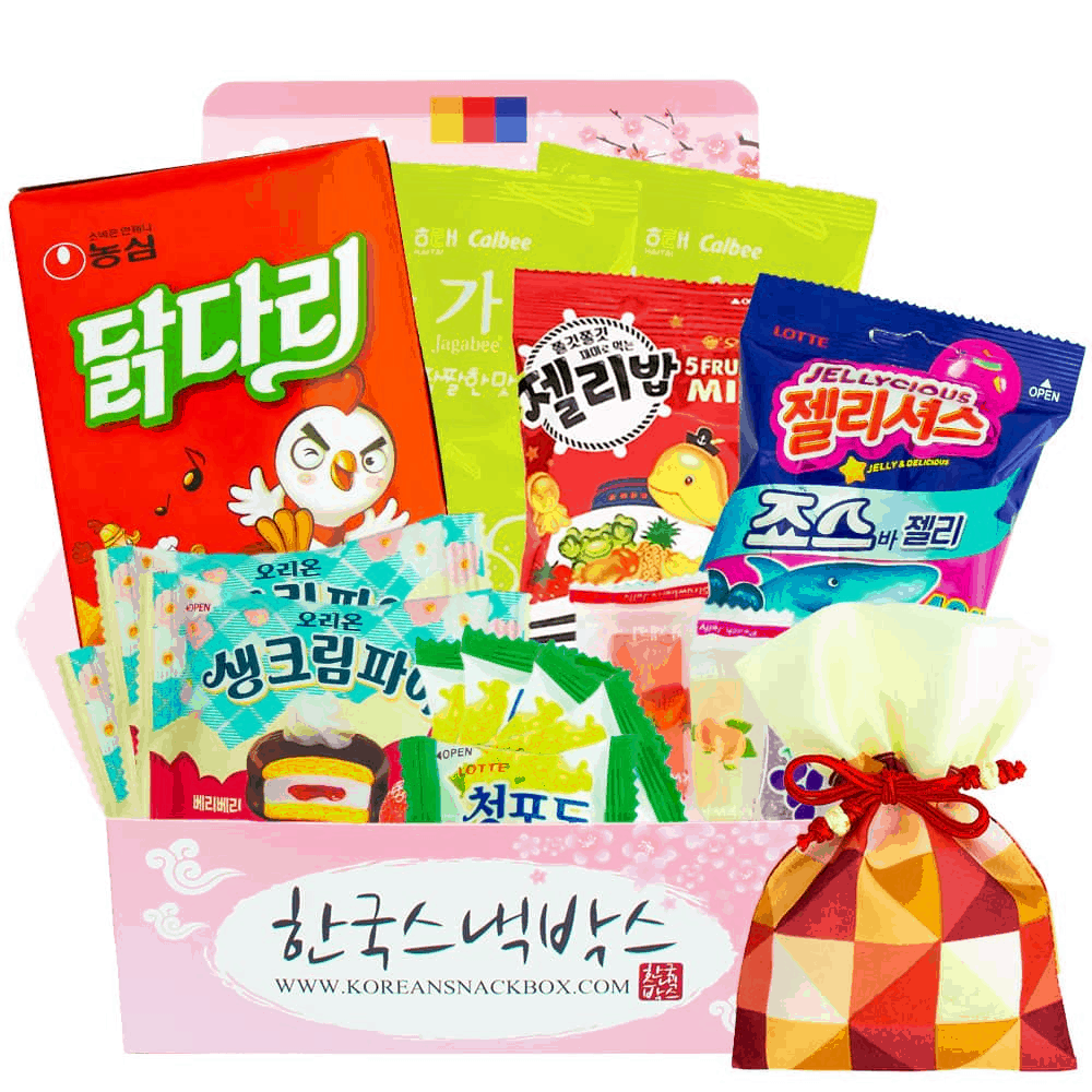 Korean Snack Box Coupon: Get Your First Box For Only $15!