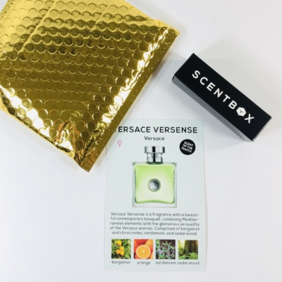 Scent Box May 2019 Subscription Box Review + 50% Off Coupon!