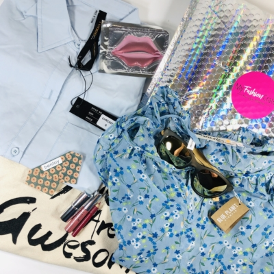 My Fashion Crate May 2019 Subscription Box Review