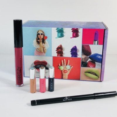 Lipstick Junkie May 2019 Subscription Box Review + Coupon!