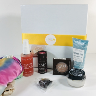 Ginkgo & Grace May 2019 Subscription Box Review