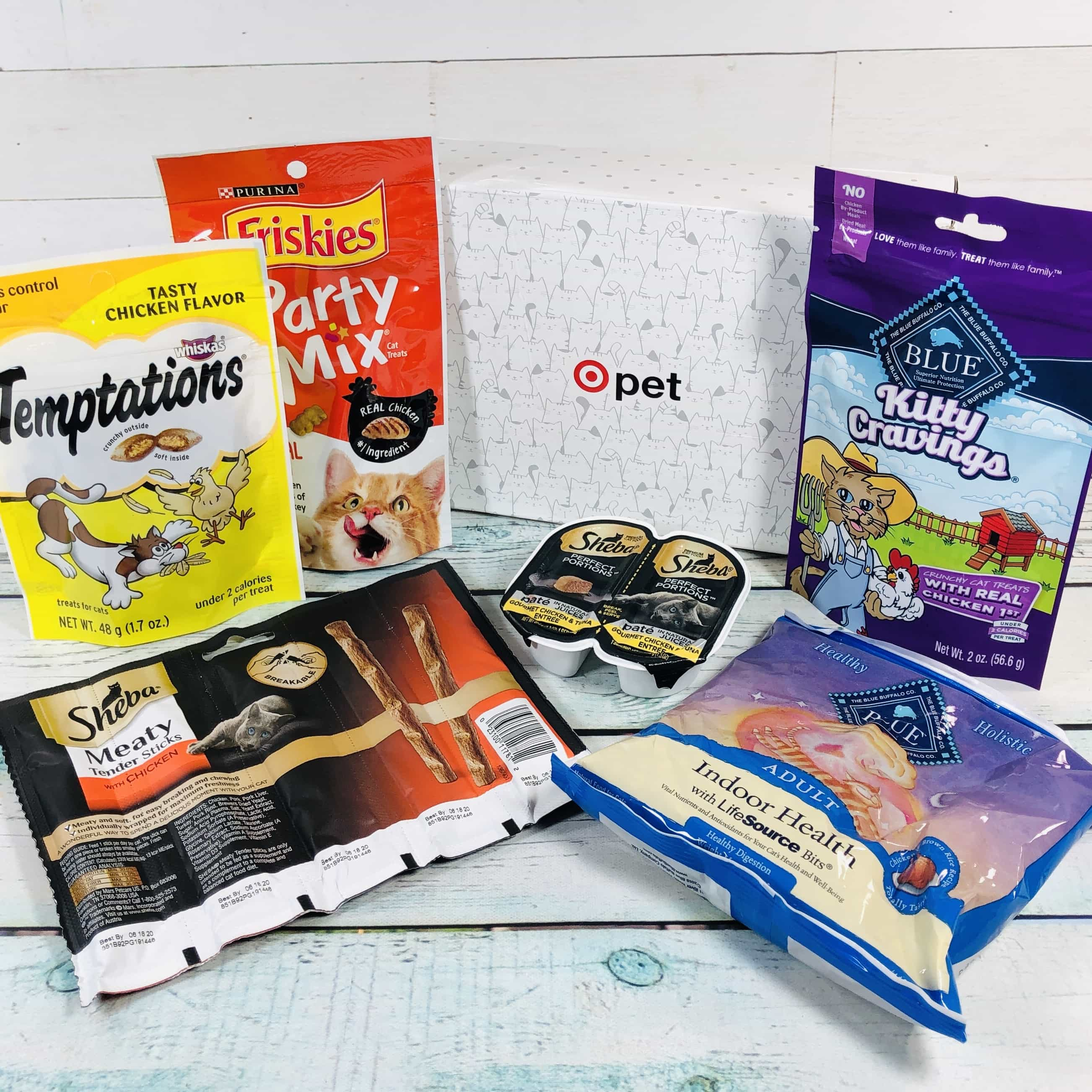 Target Cat Pet Box Subscription Box Review – May 2019