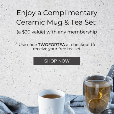 Platejoy Coupon: Get FREE Ceramic Mug & Tea Set!