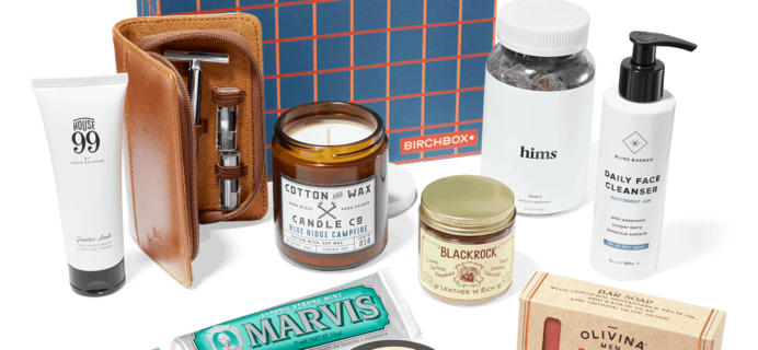 The Modern Grooming Box – New Birchbox Man Kit Available Now + Coupons!
