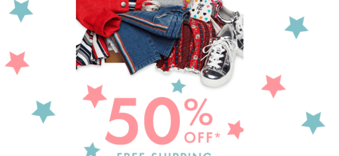 Kidpik Memorial Day Coupon: Get 50% Off!