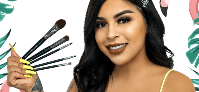MorpheMe June 2019 Brush Club Full Spoilers + Coupon!