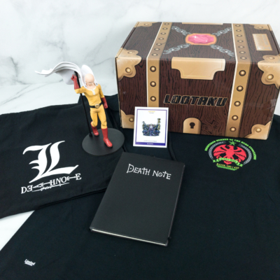 Lootaku April 2019 Subscription Box Review & Coupon