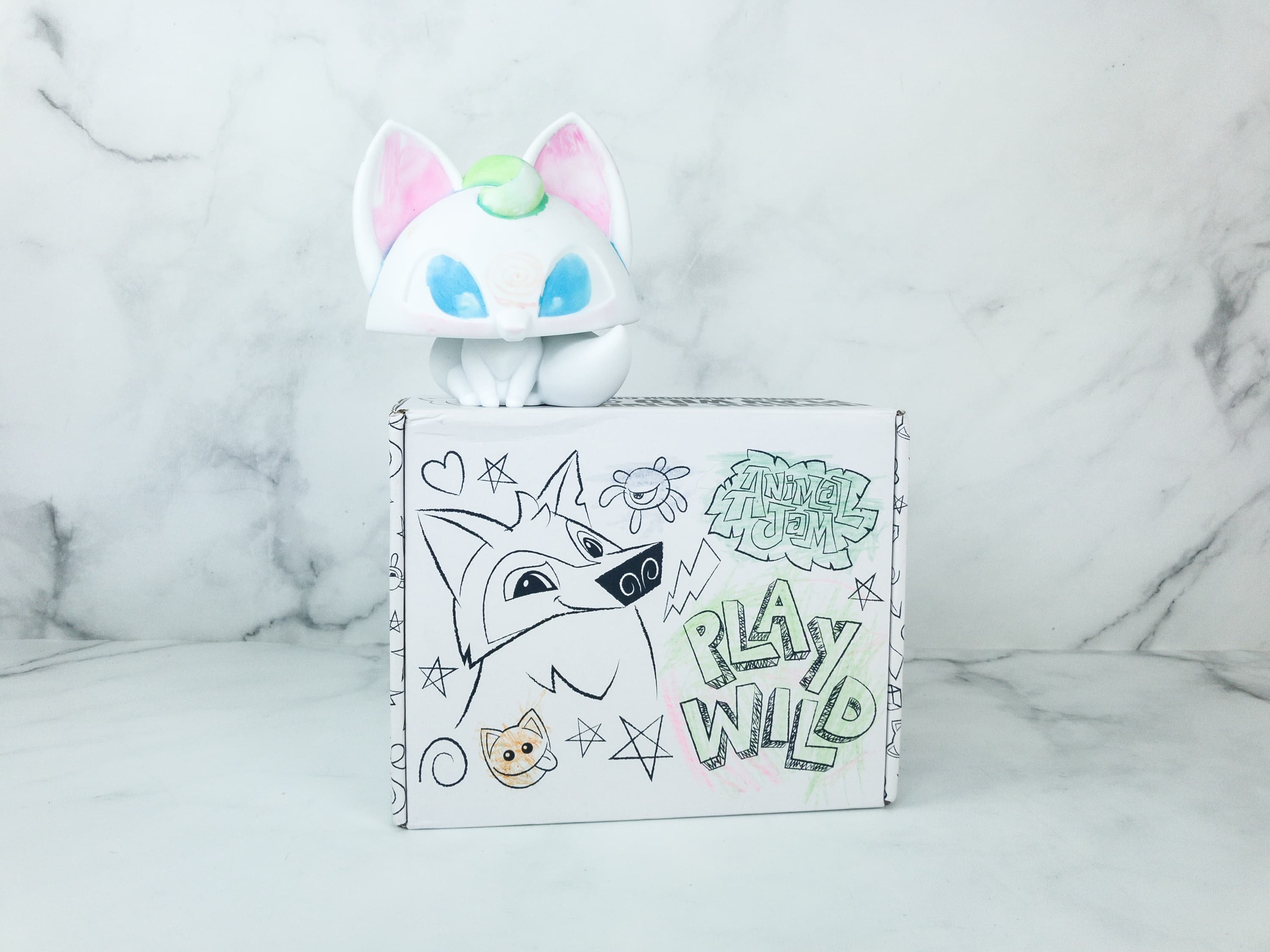 Animal Jam Box Spring 2019 Review - hello subscription