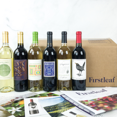 Firstleaf Wine Club May 2019 Subscription Box Review + Coupon
