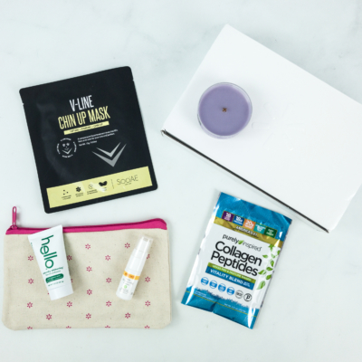 Walmart Beauty Box Spring 2019 Review – CLASSIC Box