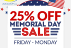 Spangler Science Club Memorial Day Sale: Save 25% Sitewide!