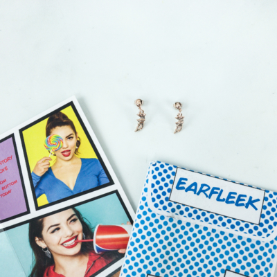 EarFleek Silly & Fun May 2019 Subscription Box Review + 50% Off Coupon