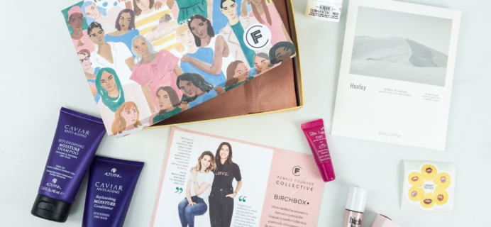 May 2019 Birchbox Subscription Box Review & Coupon – Personalized Box