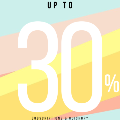 Oui Please Memorial Day Sale: Get 30% Off All Subscriptions!