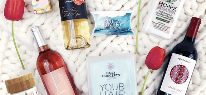 VineOh! Box Memorial Day Sale: Get $10 OFF + 2 Free Gifts!