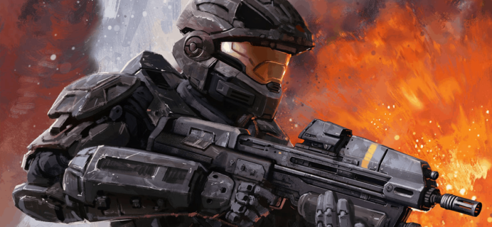 Halo Legendary Crate June 2019 Theme Spoilers + Coupon!