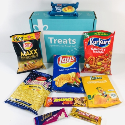 Treats Box May 2019 Review & Coupon